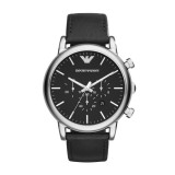 Emporio Armani Leather Watch AR1828