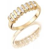 9ct Gold Eternity Ring - MC52