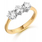Diamond Engagement Ring-MC299
