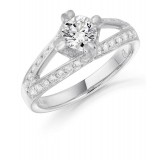 Diamond Engagement Ring-MC432W
