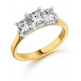 Diamond Engagement Ring-MC453