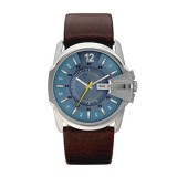 Diesel Gents Chief Series Brown Leather Watch DZ1399