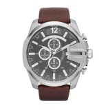 Diesel Gents Chief Series Brown Leather Watch DZ4290