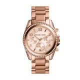 Michael Kors MK5263 Women's  Rose Gold Bracelet Watch