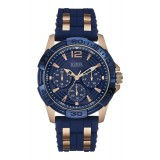 Gents Guess Oasis Watch W0366G4