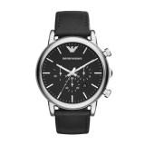 Emporio Armani Leather Watch AR1828
