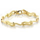 Gold Bracelet - B127