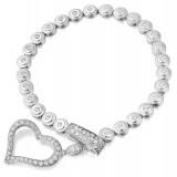 Tennis Bracelet - B169W