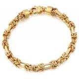 Gold Bracelet - B170