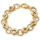 Gold Bracelet - B181