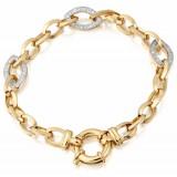 Gold Bracelet - B182