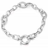 Gold Bracelet - B182W