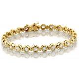 Gold Bracelet - B184
