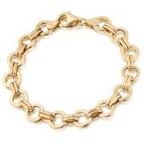 Gold Bracelet - B209