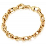 Gold Bracelet - B222