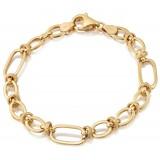 Gold Bracelet - B237