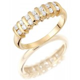 9ct Gold Eternity Ring - MC52