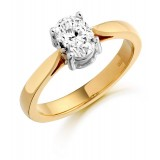 Diamond Engagement Ring-MC366