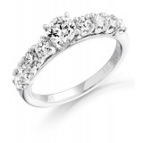 Diamond Engagement Ring-MC521W