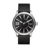 Diesel Rasp Leather Watch DZ1766