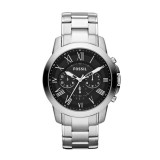 Fossil FS4736 Grant Chronograph Stainless Steel Watch