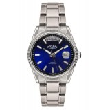 Rotary Gents White Case Watch GB02660/05