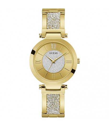 Guess Gold Watch W1288L2
