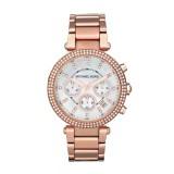 Michael Kors Rose Parker Watch MK5491