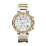 Ladies Michael Kors Parker Two Tone Watch MK5626