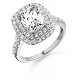 9ct Gold Solisto CZ Ring-MC20W