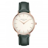 ROSEFIELD THE BOWERY GREEN WATCH