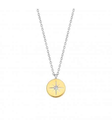 Ti Sento Necklace 3953ZY