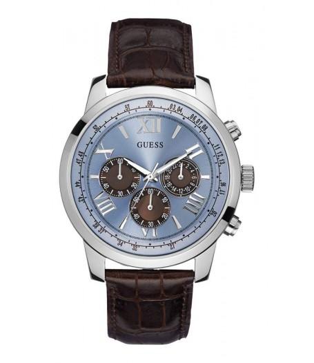 Gents Guess Horizon Chronograph Watch W0380G6