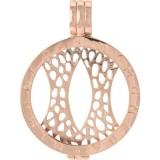 Mi Moneda Rose Gold Pendant