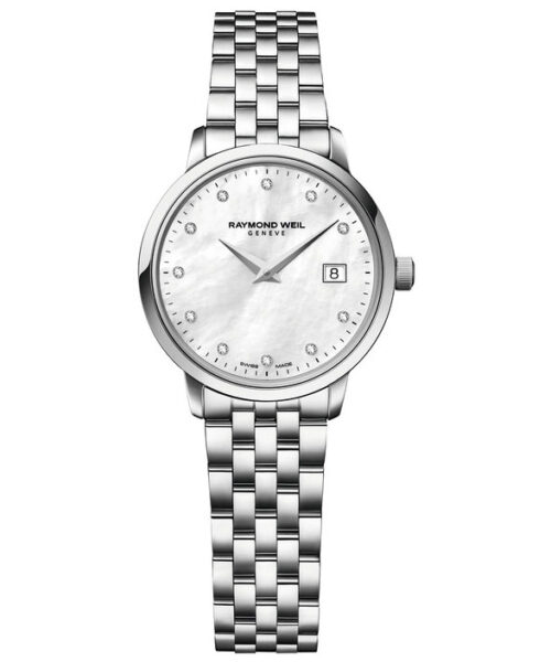 Ladies Raymond Weil Toccata Watch 5988-ST-97081